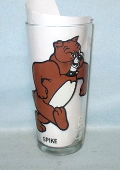 Spike 1975 Warner Bros.Pepsi Collector Glass - Product Image