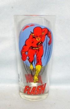 The Flash Rare 1978 Warner Bros.Pepsi Collector Glass - Product Image