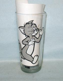 Tom 1975 Warner Bros.Pepsi Collector Glass - Product Image