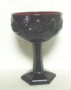 Avon 1876 Cape Cod Champagne Goblet - Product Image