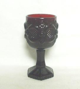 Avon 1876 Cape Cod Wine Goblet - Product Image