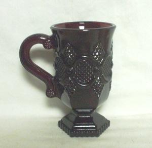 Avon 1876 Cape Cod Pedestal Mug - Product Image