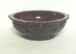 "Avon 1876 Cape Cod Dessert Bowl 5 1/4"" Wide - Product Image"