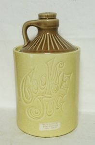 McCoy Brown Cookie Jug Cookie Jar - Product Image