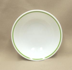 "Corelle Lt. Green Summer Impressions 5 3/8"" Dessert Bowl - Product Image"