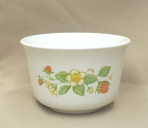 Corelle Rare Strawberry Sunday Sugar no lid - Product Image