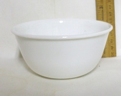 Corelle Winter Frost Deep Cereal Bowl. - Product Image