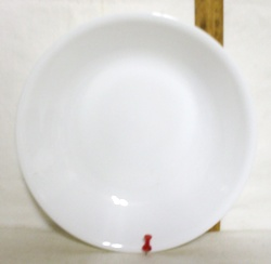 Corelle Winter Frost Soup Bowl. - Product Image