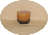 Fire King Homestead Sugar Bowl no  Lid - Product Image