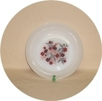 "Fire King Primrose 6 5/8"" Soup Bowl - Product Image"