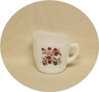 Fire King Primrose Creamer - Product Image