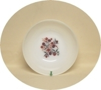 "Fire King Primrose 8 1/4"" Vegetable Bowl - Product Image"