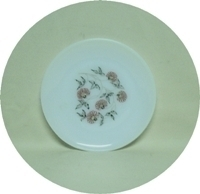 "Fire King Fleurette 6 1/4""Bread & Butter Plate - Product Image"