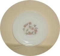 "Fire King Fleurette 7 3/8""Salad Plate - Product Image"