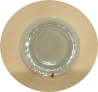 "Fire King Gray Laurel 7 5/8""Soup Bowl. - Product Image"
