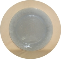 "Fire King Gray Laurel 11""Serving Platter. - Product Image"