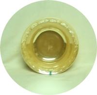 "Fire King Peach Lustre Laurel 8 1/4"" Vegetable Bowl - Product Image"