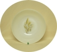 """Fire King Wheat 8 1/4"""" Vegetable Bowl - Product Image"""