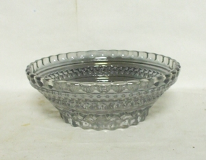 "Wexford Rare Pewter Mist 5 1/2"" Small Bowl - Product Image"