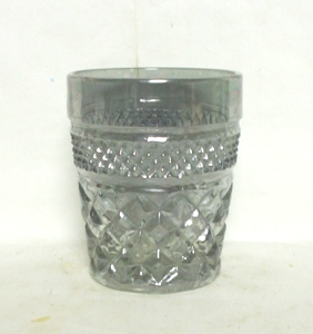 Wexford Rare Pewter Mist Rocks Tumbler. - Product Image