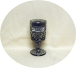 Wexford Rare Pewter Mist Ftd Wine Goblet - Product Image