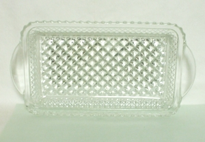 Wexford Rectangular Relish Tray - Product Image