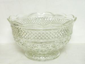 "Wexford 10"" Footed Fruit Bowl - Product Image"