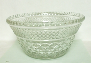 "Wexford 9 3/4"" Salad Bowl or Punch Bowl Base Bowl - Product Image"