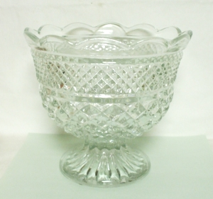 "Wexford 8"" Footed Centerpiece Bowl - Product Image"