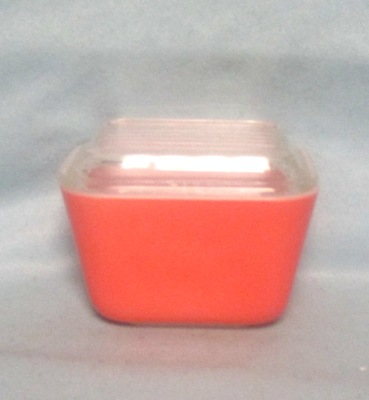 Pyrex Primary Color Pink Small Referigator Dish - Product Image