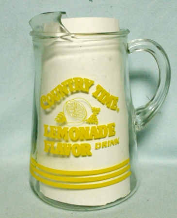 A.H. Rare Country Time Lemonade Pitcher - Product Image