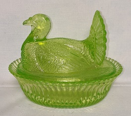 Boyd Vaseline Turkey on Nest - Product Image