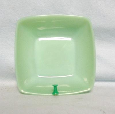 Fireking Jadite Charm Dessert Bowl - Product Image