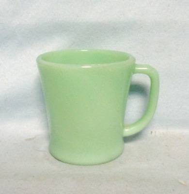 Fireking Jadite D-Handle Mug - Product Image