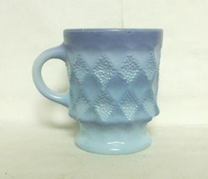 Fireking Kimberly Tu-Tone Blue Coffee Mug - Product Image