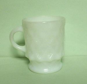 Fireking Kimberly White Coffee Mug - Product Image