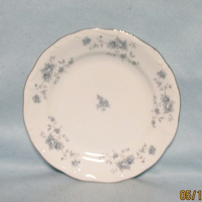 John Haviland Blue Garland Bread & Butter Plate - Product Image