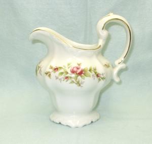 John Haviland Moss Rose Creamer - Product Image