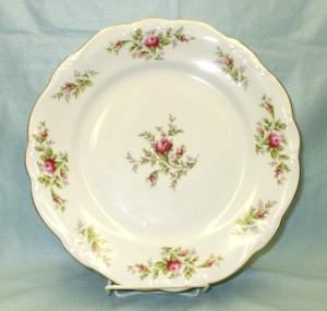 John Haviland Moss Rose Dinner Plate - Product Image