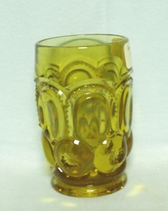 Moon & Star Amber 11 oz. Tumbler - Product Image