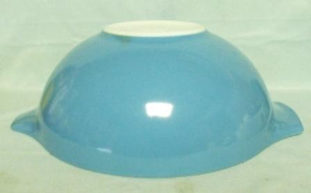 "Pyrex Blue Horizon Cinderella 7 1/2"" Mixing Bowl - Product Image"