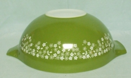 "Pyrex Crazy Daisy Cinderella 10 1/2"" Mixing Bowl - Product Image"
