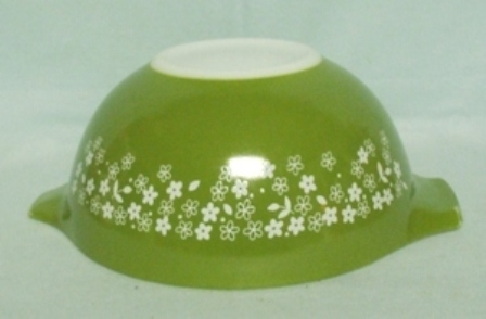 "Pyrex Crazy Daisy Cinderella 7 1/2"" Mixing Bowl - Product Image"