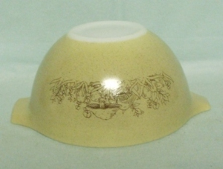 "Pyrex Forest Fancies Cinderella 10 1/2"" Mixing Bowl - Product Image"