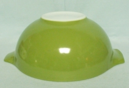 "Pyrex Verde Green Cinderella 9"" Mixing Bowl - Product Image"