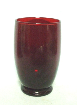 """Royal Ruby Baltic 10 oz. Goblet 4 1/2"""" R3316 - Product Image"""
