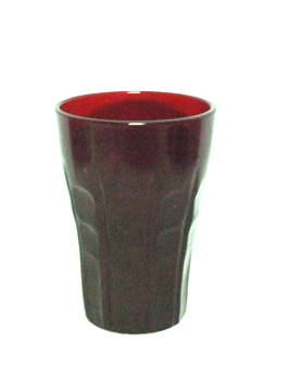 "Royal Ruby High Point #R-1203 3 5/8"" Fruit Juice Tumbler - Product Image"