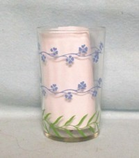 "Swanky Swig Blue Forget-me-not 3 1/2"" Tall - Product Image"
