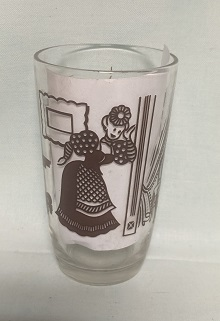 """Swanky Swig Brown Bustling Betsy 3 3/4"""" Tall - Product Image"""