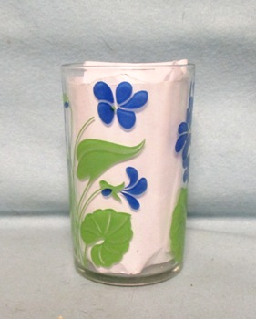 "Swanky Swig Posy Violet 3 1/2"" Tall - Product Image"